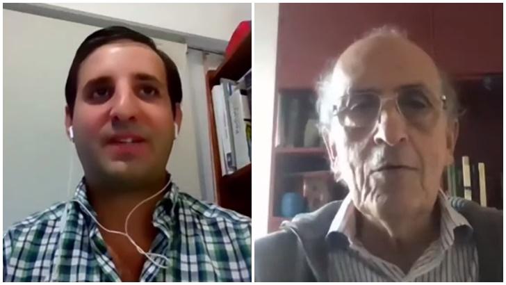 Juan Pablo Tosar y Rodolfo Gambini: Dos científicos de distintas generaciones, destacados esta semana desde el exterior, conversan sobre sus investigaciones y el futuro del Uruguay