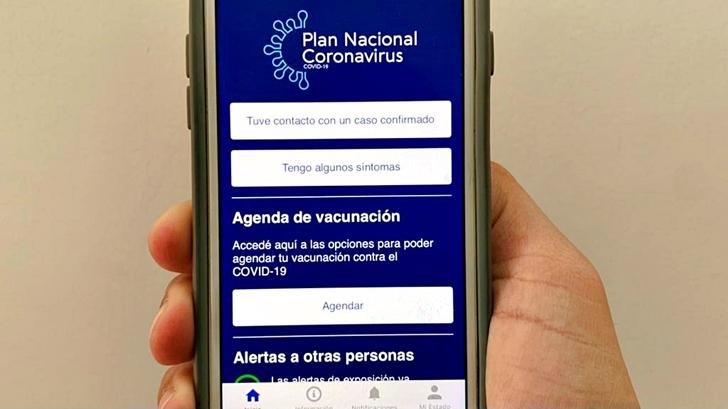 App CoronavirusUY: Alertas de exposición están entre 8 mil y 9 mil por día con lo que la aplicación es «súper relevante» en el momento actual