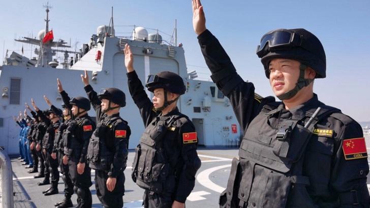 La Hora Global.Alberto y las maniobras con China. Afganistan (T03P04)