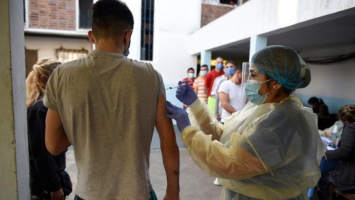 """94% de privados de libertad ya se vacunaron, recuperados de covid-19 y familiares plantean donar plasma: """"Cuando se incorpora a una población rezagada en el ejercicio de derechos, pasan cosas buenas"""""""
