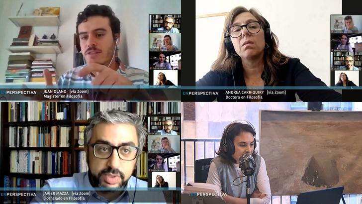 La Mesa de Filósofos: Debate público, calidad democrática y si valen igual todas las voces