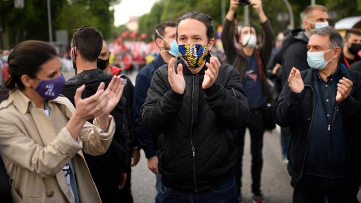 """España: Pablo Iglesias deja la política porque su figura """"no es útil"""" electoralmente"""
