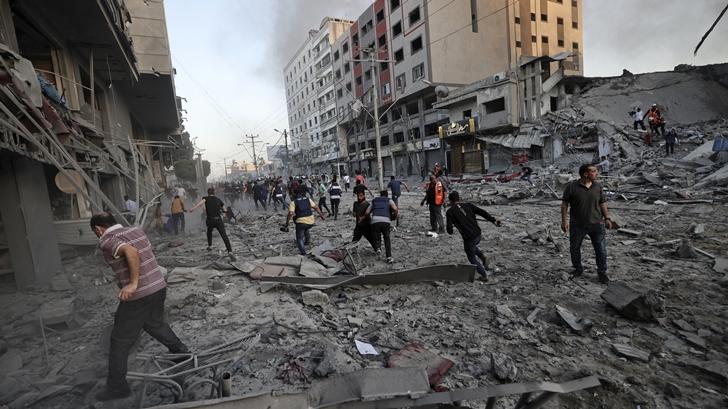 Lacalle Pou le transmitió a Israel su «solidaridad» en medio de escalada de violencia con Palestina
