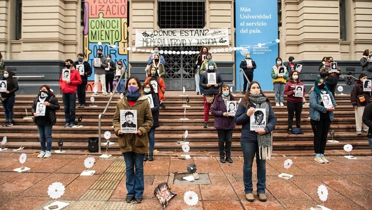 20 de mayo: Familiares de Detenidos Desaparecidos vuelven a reclamar por verdad y justicia