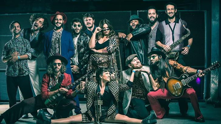 La Conversación: Gabriela Pintos con Psicodelic Monk de la Croupier Funk