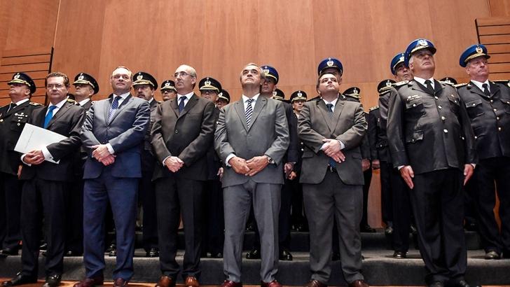Jorge Larrañaga como ministro del Interior, un cargo que asumió por «coherencia política»