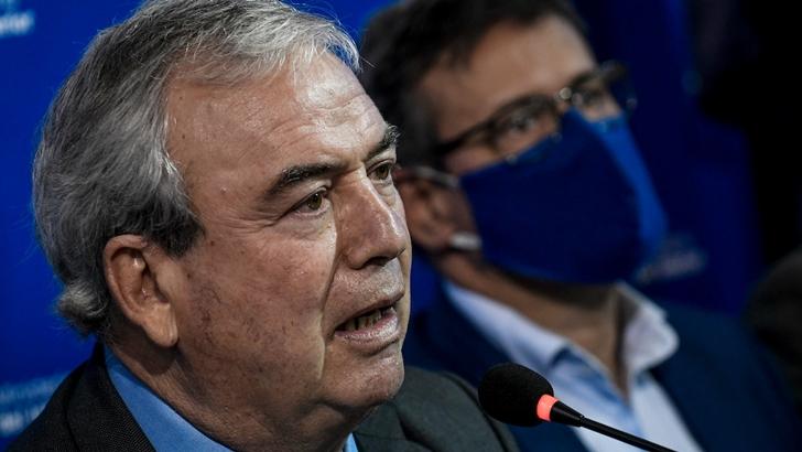Heber en Interior y Falero en Transporte, los cambios en el gabinete tras el fallecimiento de Larrañaga