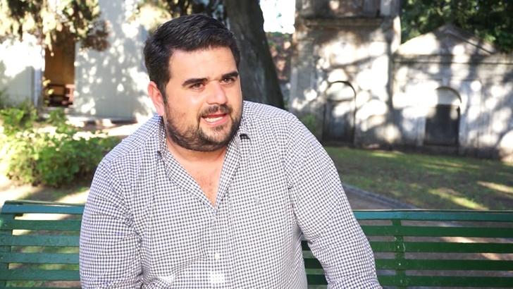 """Nicolás Olivera, intendente de Paysandú alertó que el avance de la pandemia en el departamento es """"gravísimo"""" y puede llevar a un """"colapso"""" de los lugares en el cementerio"""