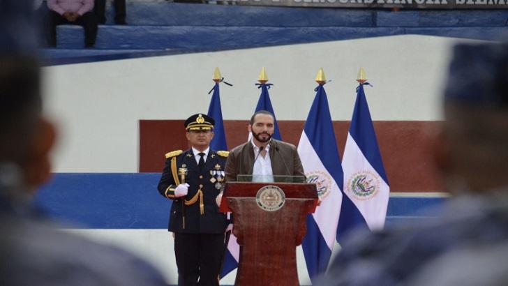 La Hora Global.BUKELE, MARRUECOS Y PALESTINA (T03P09)
