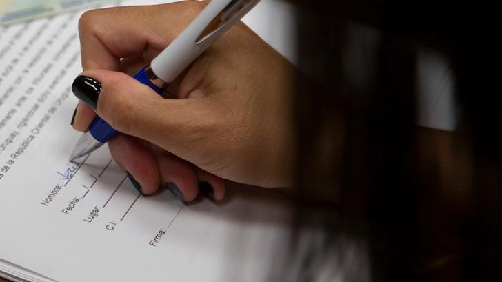 «Trancazo» de trámites en oficinas públicas: «Un documento que en tiempo normal puede demorar 30 días, hoy demora 60», dicen de Asociación de Escribanos