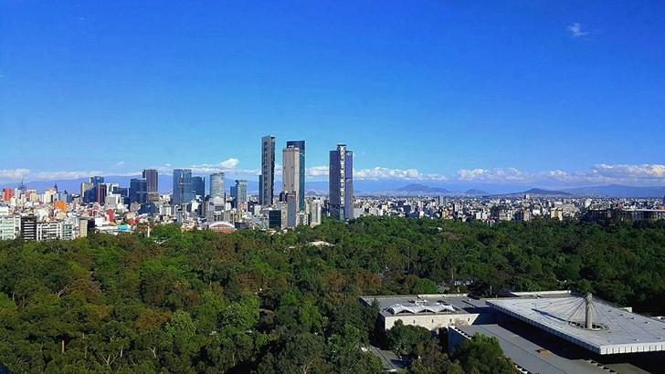 Tripulacción. Ciudades emblemáticas: Ciudad de México