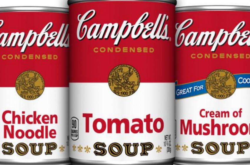 El jefe de marketing de sopas Campbell le escribe a Andy Warhol, Jack Kerouac tiene una gran idea para Marlon Brando y más