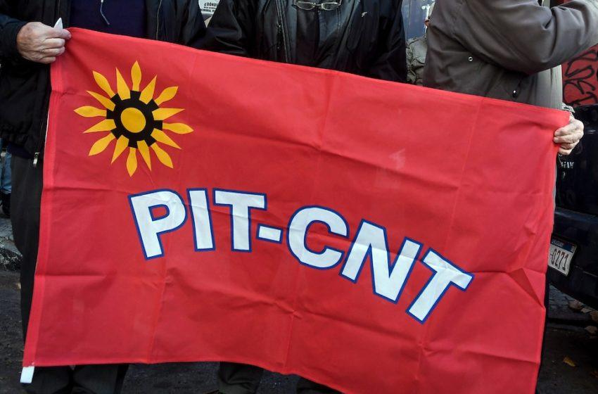 Hoy se cumple el paro general del PIT-CNT contra «el hambre y la desigualdad, por trabajo y salario»