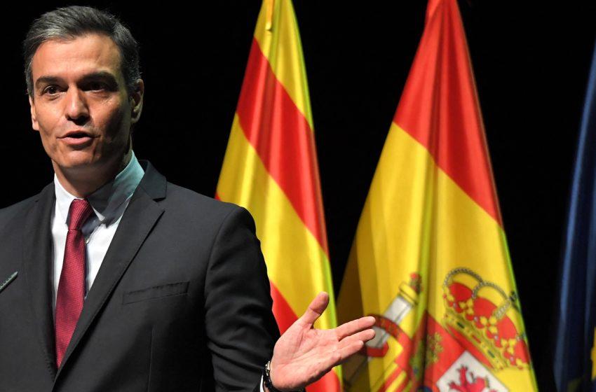 España: El gobierno indulta a catalanes independentistas presos