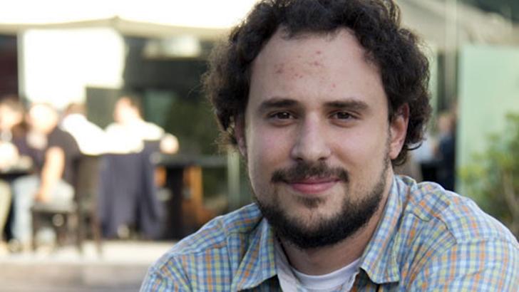 Con Santiago Pehar, fundador de Bora Ventures