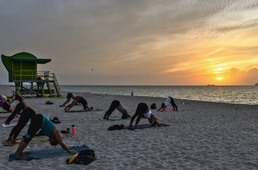 Yoga: Conocimos más de esta disciplina que creció con la pandemia y cuya filosofía es «buscar la verdad última»