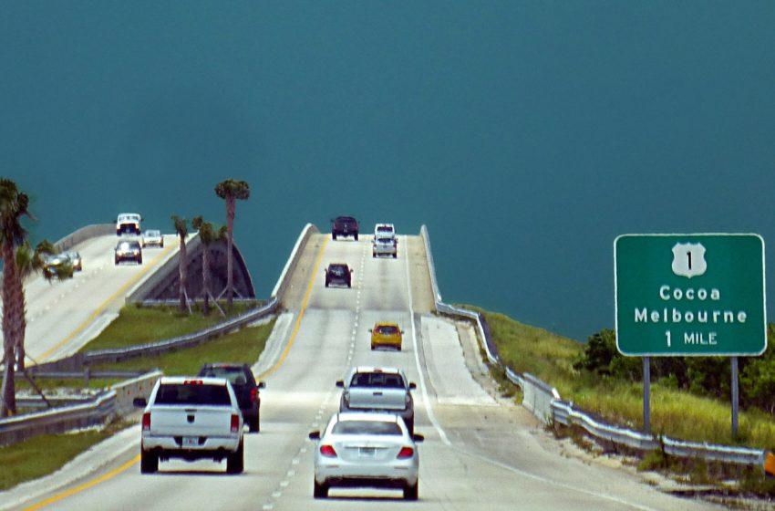 Florida, USA, de punta a punta