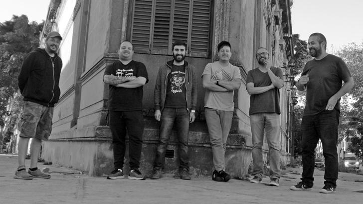La Banda de la Luna Azul: Rock y blues con sello nacional