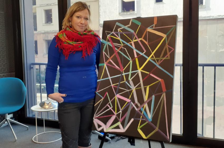 La Conversación: Con la artista uruguaya Julia Castagno