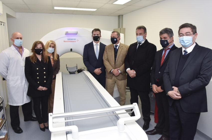 Movistar dona equipamiento medico de ultima generacion a ASSE