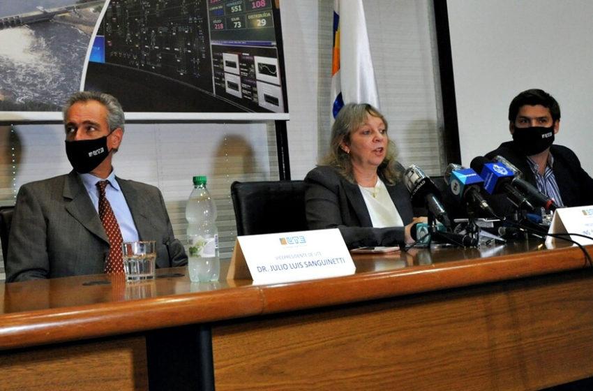 Director de UTE sobre auditoría de Gas Sayago: «Ya que Sendic estaba en la onda de aclarar», sería bueno que hiciera «énfasis en lo más importante» y respondiera «por qué se llevó a cabo la regasificadora»