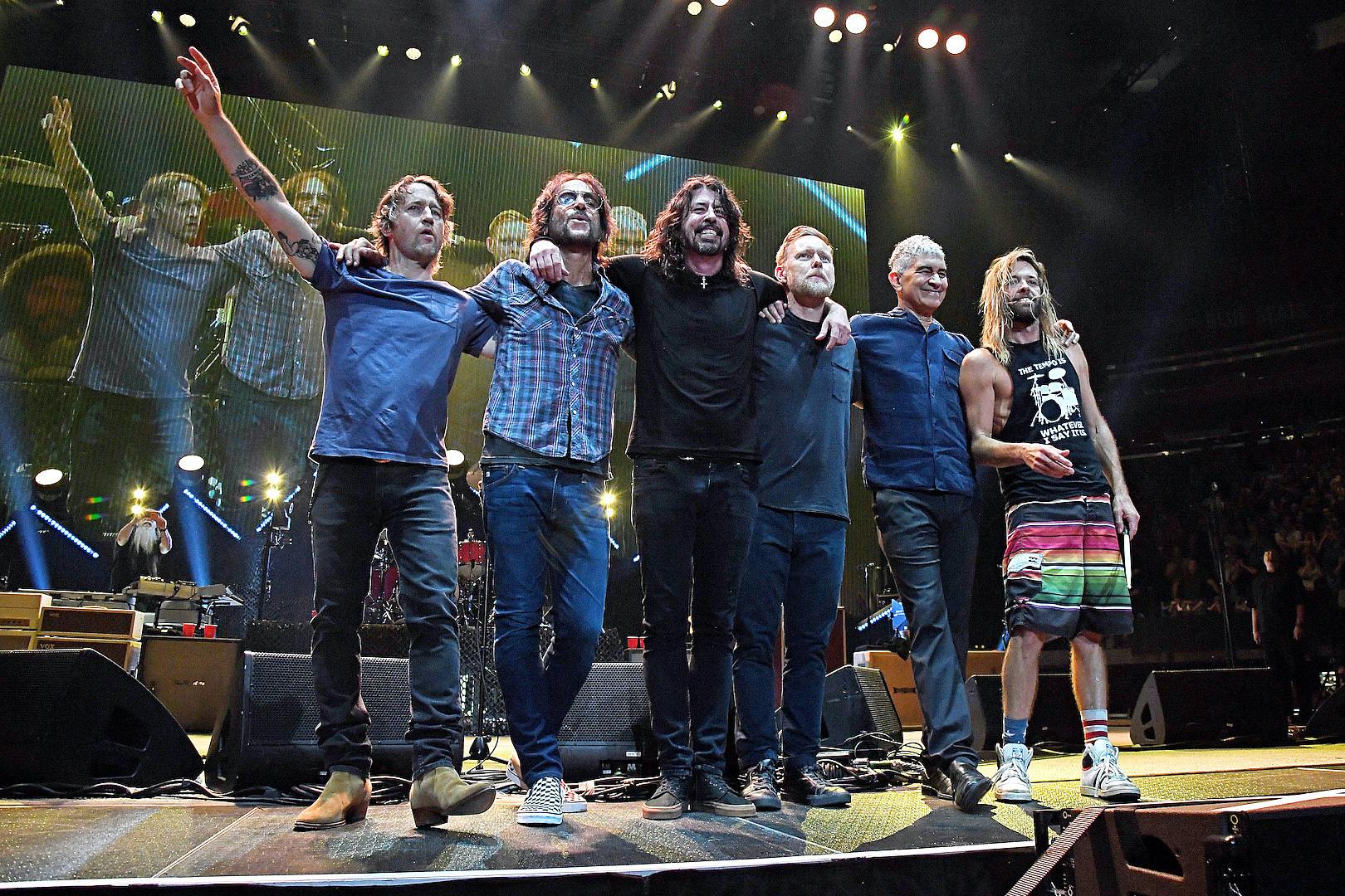 La Música del Día: Foo Fighters reabre el Madison Square Garden -  Radiomundo En Perspectiva