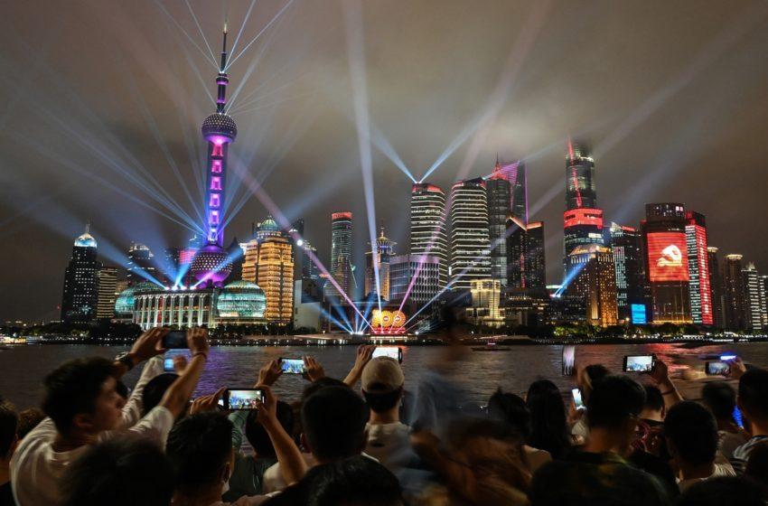 Partido Comunista Chino celebra sus 100 años