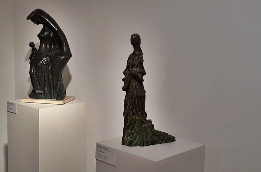 Los Ojos de la Radio: Exposición «Pequeñas obras de grandes artistas» en el espacio cultural del Edificio Artigas