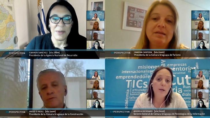 La Mesa TIC: ¿Cuán incorporado está en las empresas uruguayas el uso de herramientas digitales en la rutina diaria?