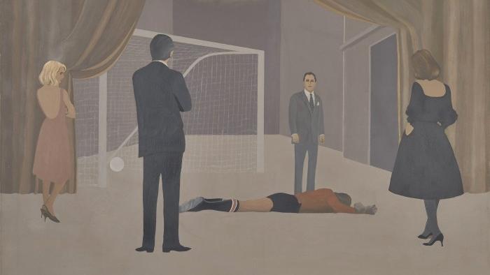 A propósito de la exposición de Mario Arroyo en el MNAV: «Surrealismo Rioplatense»