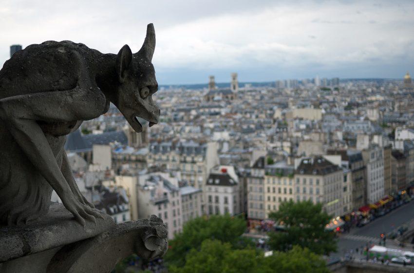 Ciudades emblemáticas: París