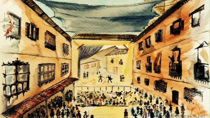Este sábado 24 de julio: en Gigantes de la Escena, con Maia Francia, 'Fuente Ovejuna' de Lope de Vega