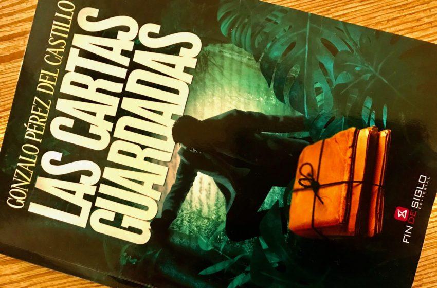 """Las Cartas Guardadas"", la primera novela de Gonzalo Pérez del Castillo (b)"