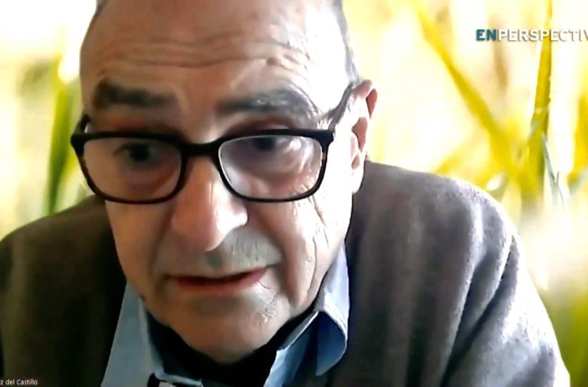 Una entrevista con Gonzalo Pérez del Castillo a propósito de su nueva novela, «Las cartas guardadas»