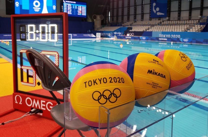 Del Club Banco República a Tokyo 2020: Daniel Daners, el uruguayo que participa como árbitro de waterpolo en los JJ.OO.