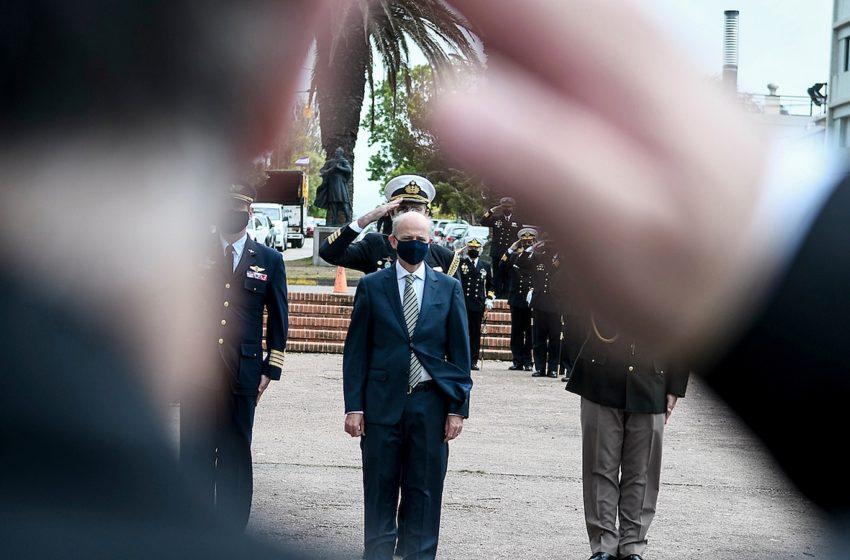 Defensa cesó al presidente del Supremo Tribunal Militar por presencia en interrogatorio de Roslik