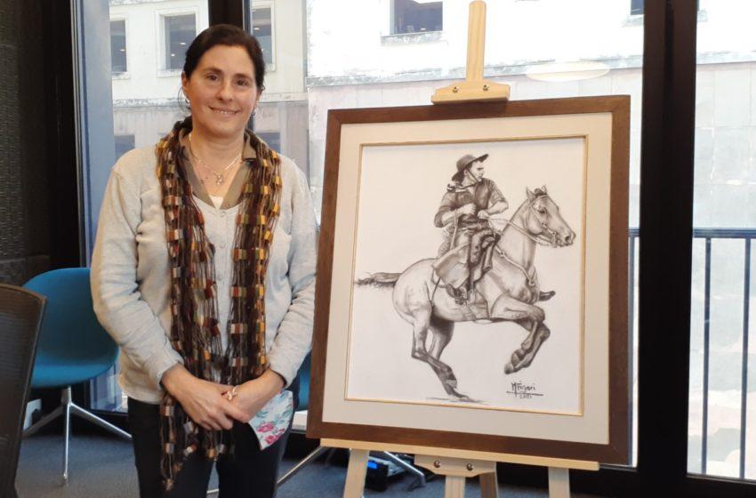 La Conversación: Con la artista de la semana en Radiomundo, Mercedes Figari