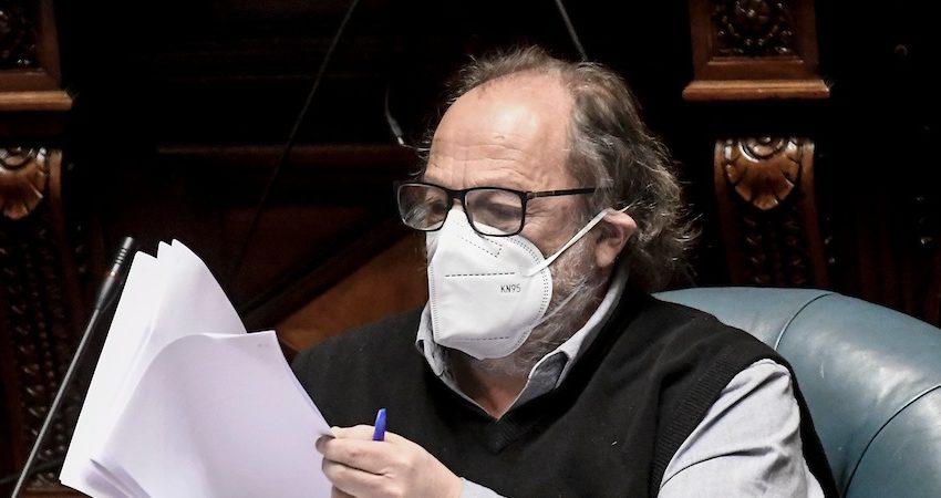 Politólogo Adolfo Garcé destacó el protagonismo opositor que está ganando el Partido Socialista, al liderar una segunda interpelación