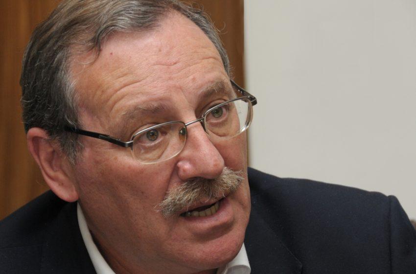 Ricardo Ehrlich asumió como «coordinador transitorio» del Frente Amplio y habló sobre los desafíos que le deparan al partido y a su gestión durante los próximos meses de trabajo