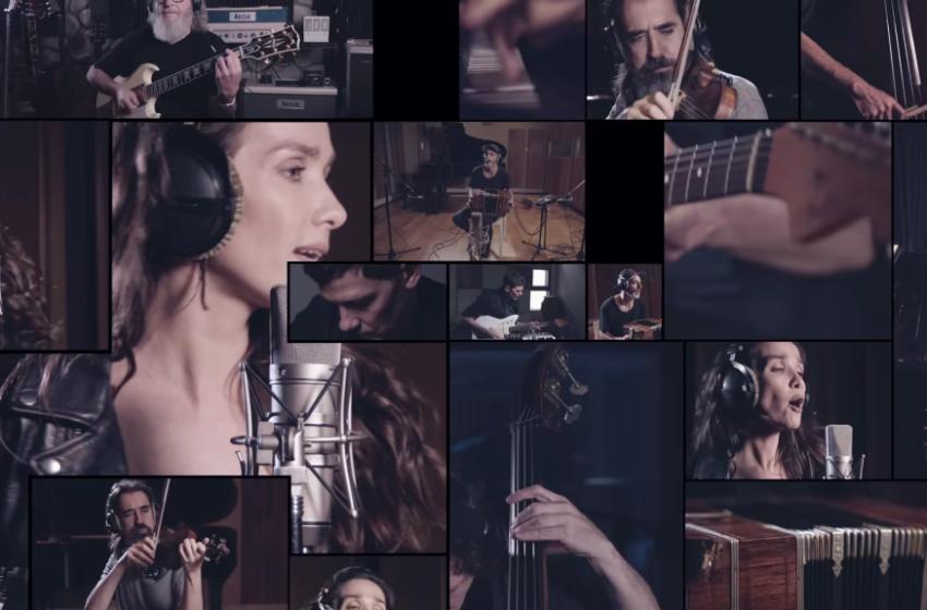 Los ojos de la radio: Estreno del videoclip de «Listo Pa' Bailar», de Bajofondo y Natalia Oreiro