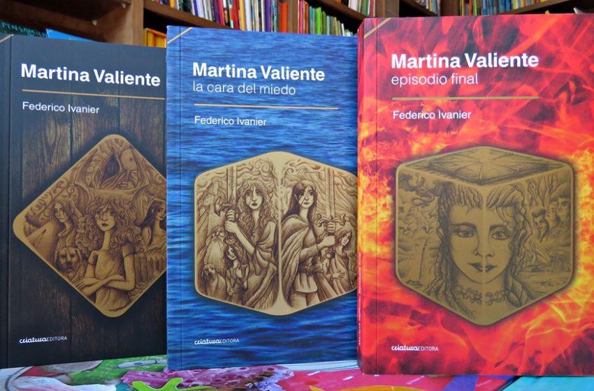 La Conversación: Estefanía Canalda con Federico Ivanier