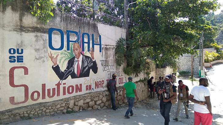 La Hora Global. Haití: La persistente costumbre de existir (T03P27)